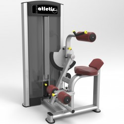 Abdominaux machine atletisport