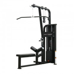 Tirage poulie haute et basse (Lat pulldown and low row)
