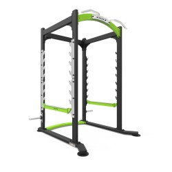 Power rack à squat Solid Rock Bodytone